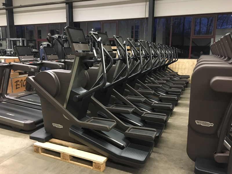 As Sport Worldwide Sale Of Used Technogym Fitness Equipment