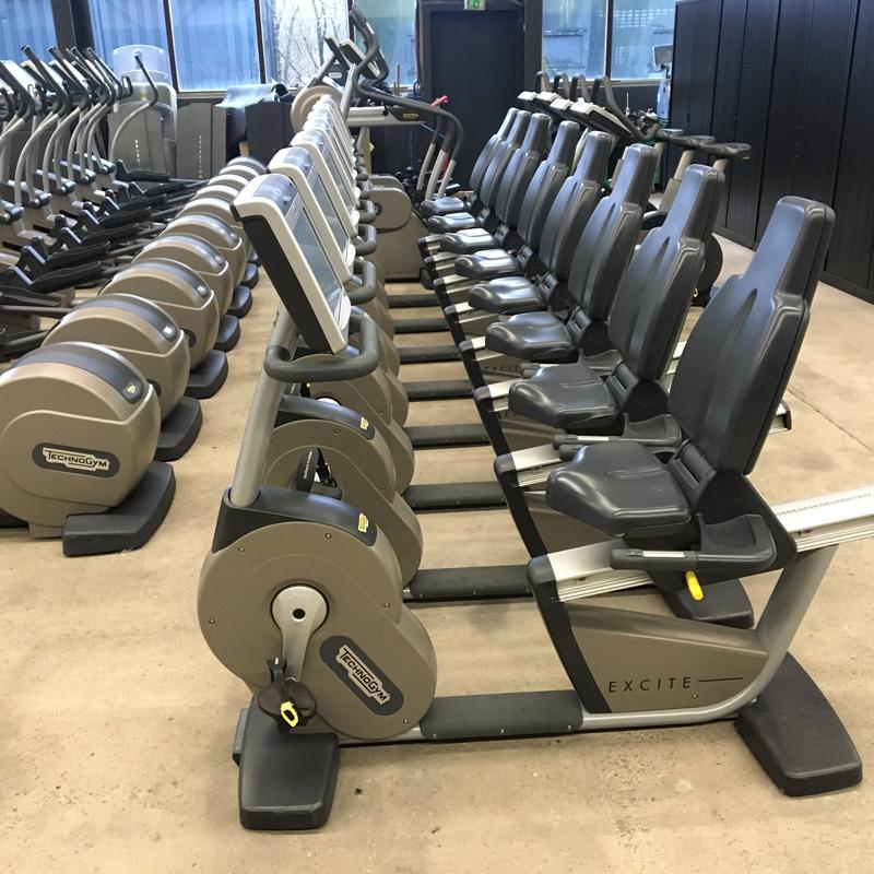 As Sport Fitnessger 228 Te G 252 Nstig Gebraucht Kaufen Technogym